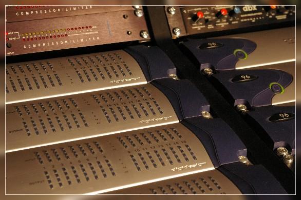 Particolare interfacce audio